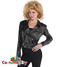 Faux Leather Jackets, Coats & Cloaks Fancy Dresses