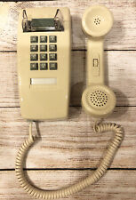 Cortelco Single Line Corded Wall Mount Home Phone / 255444-VBA-20M / New In Box