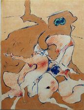 DOROTHEA TANNING - Lithographie lithograph 1974 XXème siècle N°42 *