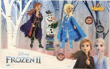 Hama scatola regalo grande di Disney Frozen II con perline