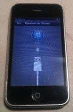 Apple iPhone 3GS 32GB A1303 AT&T Black - WILL NOT ACTIVATE - READ BELOW