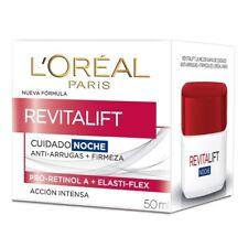 L'OREAL  Revitalift NOCHE ANTI-ARRUGAS + Firmeza PRO RETINOL + ELASTI-FLEX