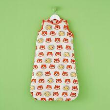 Cosatto Children's Tiger Tropics Duvet Cover, Sleeping Bag Bedroom Range Multi