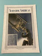 1914 Scientific American Magazine April 4 End Of The World Evinrude Motor Ad