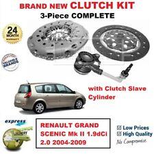 Renault Grand Scenic 1.6 Luk Clutch Kit Set CSC K4M782 110 Bhp Mk2 2004