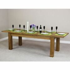Unbranded Oak Country Tables