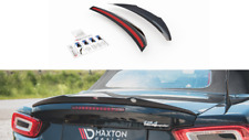 SPOILER EXTENSION /CAP/ WING FOR FIAT 124 SPIDER ABARTH (2017-)