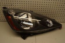 2008 2009 2010 2011 Honda Fit Right Passenger Side Headlight Lamp OEM Gray Bezel