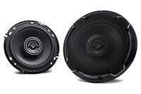 """Kenwood KFC-1696PS 6.5"""" 2-Way Round Car Speakers - Pair"""