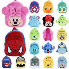 Baby Kinder Unisex Mini Tier Rucksack Kindergarten Schultasche Schultertasche DE