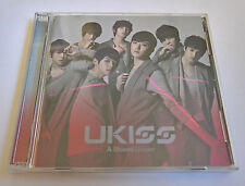U-KISS 1st Album A Shared Dream Limited Edition CD+DVD Japan First Press K-pop