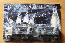 Modellino autocarro per birra Rimorchio per trasporto birra Man Male driburger