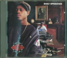 Gang Starr - Daily Operation Cooltempo 1992 Chrysalis Cd Perfetto
