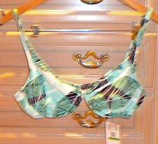 NWT Jag Bikini Top Swimsuit L