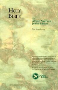 KJV HOLY BIBLE: AFRICAN AMERICAN JUBILEE EDITION By American Bible Society Staff