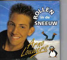 Arno Louwers-Rollen In De Sneeuw cd single