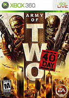 Army of Two: The 40th Day (Microsoft Xbox 360, 2010) NEW SEALED