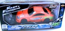 HOT Fast & Furious Tunerz RC Radio Control Car ORANGE Racer NOZ Nice Toyo Wheels