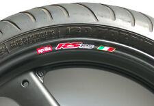 Honda Rs125 Rueda Llanta Stickers Calcomanías-Rs 125 Fp R