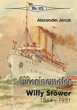 Deutsche Geschichte * Marinemaler Willy Stöwer 1864-1931, Nr. 23