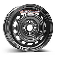 KIT 2 PZ CERCHI IN FERRO Mazda Mazda 2 (model 2015) 5.5Jx15 4x100 ET40