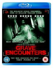 Grave Encounters [2001](Blu-ray)~~~~Ben Wilkinson, Sean Rogerson~~~~NEW & SEALED
