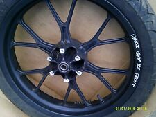 derbi gpr 125 front wheel with bearings