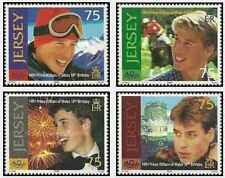 Timbres Famille royale Jersey 944/7 ** année 2000 lot 21150