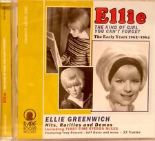 ELLIE (GREENWICH) - THE KIND OF GIRL YOU CAN'T FORGET - 33 Tracks on RRR