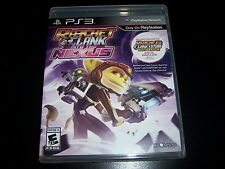 Replacement Case (NO GAME) RACHET & CLANK: INTO THE NEXUS  PLAYSTATION 3 PS3