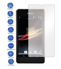 Tempered glass screen protector film for Sony Ericsson Xperia Z1 Compact Genuine