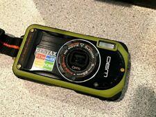 PENTAX Pentax Optio W90 12.1MP Digital Camera - Pistachio green
