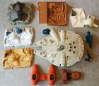 Vintage+1978-1983+KENNER+Star+Wars-ROTJ-ESB+Playset+Replacement+PARTS+LOT