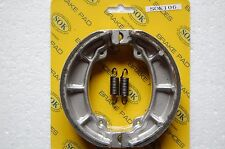 REAR BRAKE SHOES+Springs ARCTIC CAT 2004-2005 Y6 Youth 50,2002-2005 Y12 Youth 90
