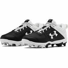 Under Armour Mens Pre School Kickit2 Word Mark Baseball Shoe