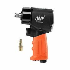 Stubby Impact Wrench Half-Inch Air Pneumatic Compact High Torque 1/2in Best 1/2