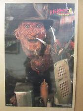 Vintage A Nightmare on Elm Street 4 Dream master movie poster 8606