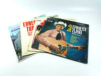 Lot of 4 Ernest Tubb LPs, Greastest, Thanks A Lot, My Pick of The Hits, Stand By