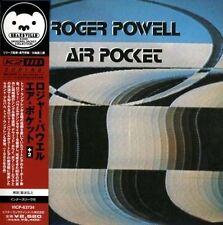 RARE MINI LP CD VYNIL RÉPLICA + OBI + ROGER POWELL ( QUEEN ) / AIR POCKET