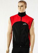 Men's Cycling Jacket Windstoper, Water proof Fleece, Thermal, Sleeve Less, Refle