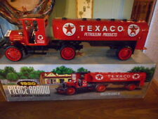 Texaco 1920 Pierce Arrow Cab with Tanker Collector Series #16  Bank