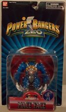 "Power Rangers Zeo Evil Space Alien 5"" Clawing Mace Face By Bandai Villain (MOC)"