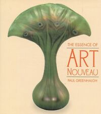 Illustrated Book / Evolution of Art Nouveau - Glass Pottery Furniture Etc.