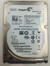 "Seagate Thin 320GB,Internal,7200 RPM,6.35 cm (2.5"") (ST320LT007) Desktop HDD"