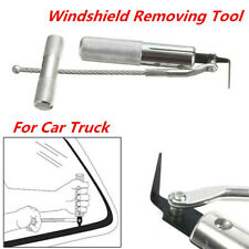 Universal Car Truck Windshield Rubber Seal Wind Glass Removing Repair Tool Kit