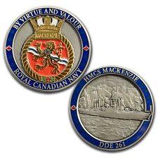 HMCS MacKenzie Collectible Coin