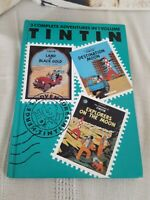 3 Adventures of Tintin: Land of Black Gold Destination Moon Explorers on Vol 5