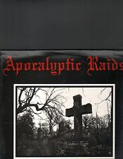 APOCALYPTIC RAIDS - only death is real... LP