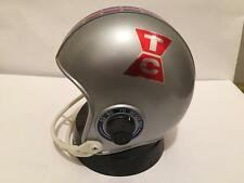 Vintage Radio Shack TANDY Football Helmet Novelty Transistor Radio Works