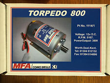 MFA Torpedo 800 Marine Electric Motor (1114/1)